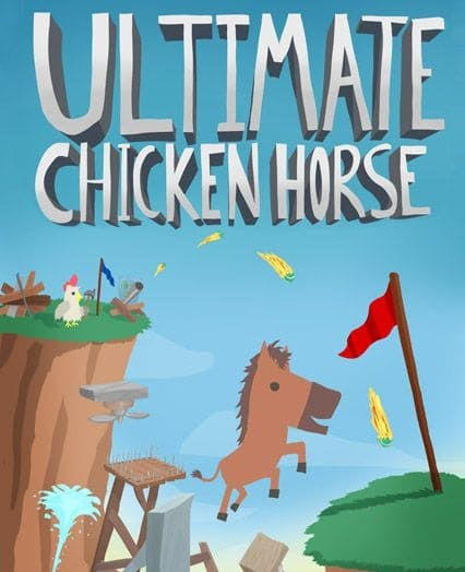Обзор игры Ultimate Chicken Horse