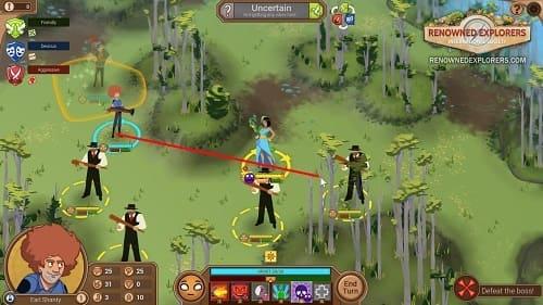 Обзор игры Renowned Explorers: International Society