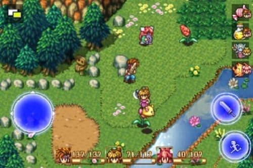 Обзор игры Secret of Mana
