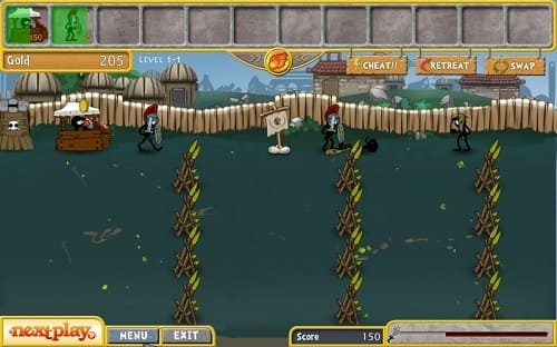 Обзор игры Teelonians: Clan Wars