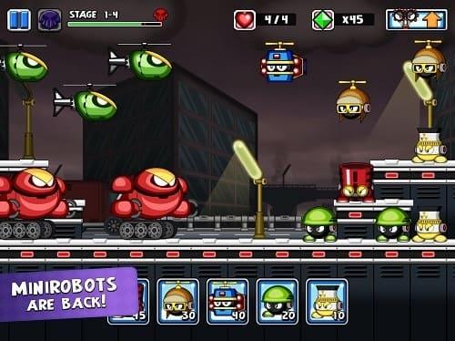 Обзор игры Tiny Defense 2