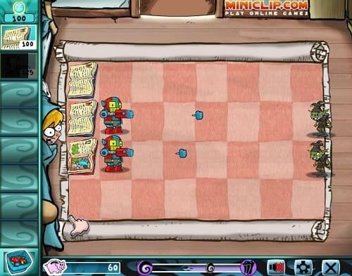 Обзор игры Toys vs Nightmares