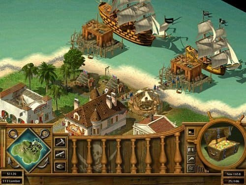Обзор игры Tropico 2: Pirate Cove