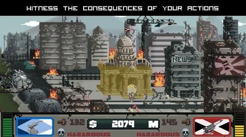 Обзор игры War Agent