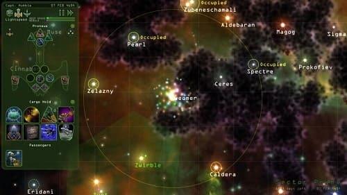 Обзор игры Weird Worlds: Return to Infinite Space