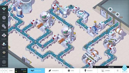 Обзор игры Big Pharma