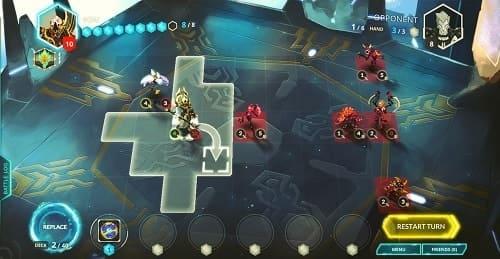 Обзор игры Duelyst