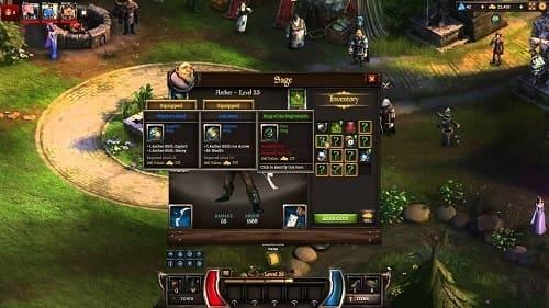 Обзора игры Kings Road