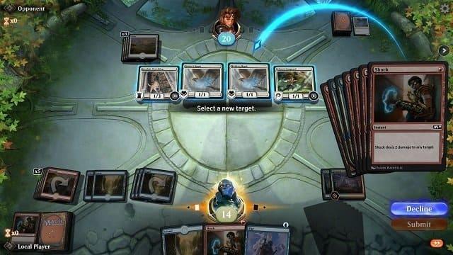 Обзор игры Magic: The Gathering Arena