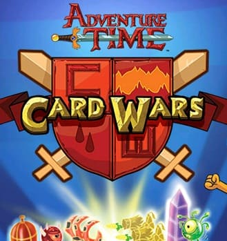 Обзор игры Card Wars - Adventure Time