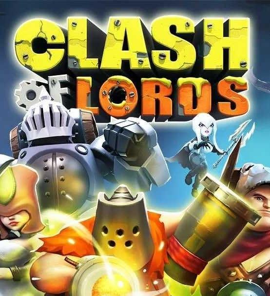Обзор игры Clash of Lords