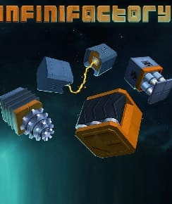 Обзор игры Infinifactory