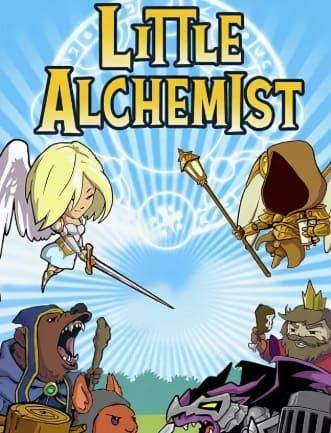 Обзор игры Little Alchemist