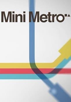 Обзор игры Mini Metro