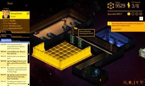 Обзор игры Spacebase DF-9