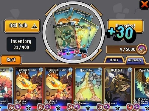 Обзор игры Spellstone