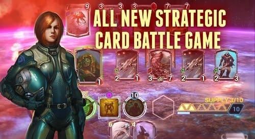 Обзор игры Star Crusade CCG