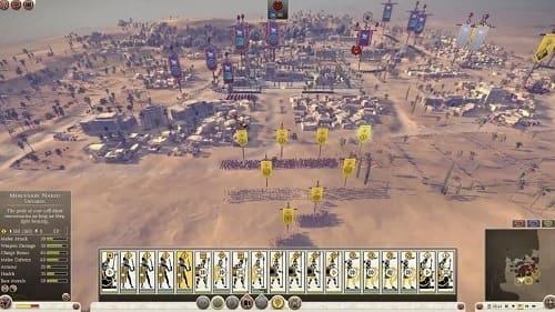 Обзор игры Total War: Rome II