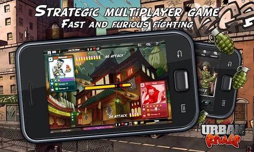 Обзор игры Urban Rivals