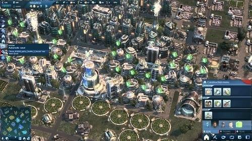 Обзор игры Anno 2070