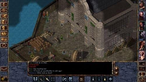 Обзор игры Baldur's Gate