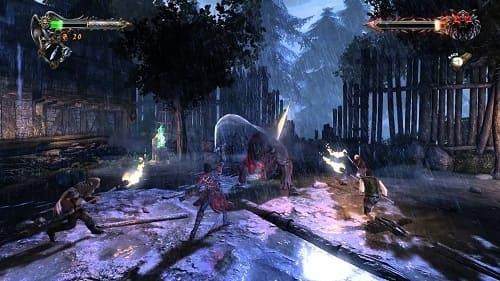 Обзор игры Castlevania: Lords of Shadow