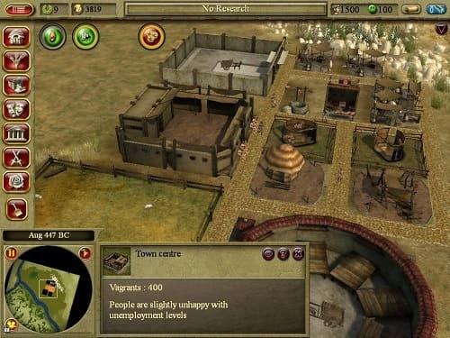 Обзор игры CivCity: Rome