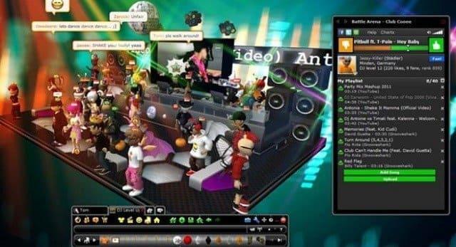 Обзор игры Club Cooee