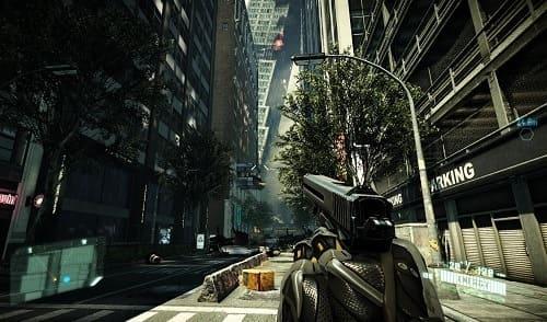 Обзор игры Crysis 2