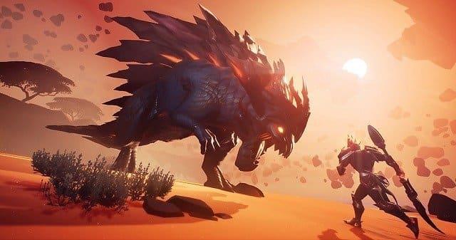 Обзор игры Dauntless