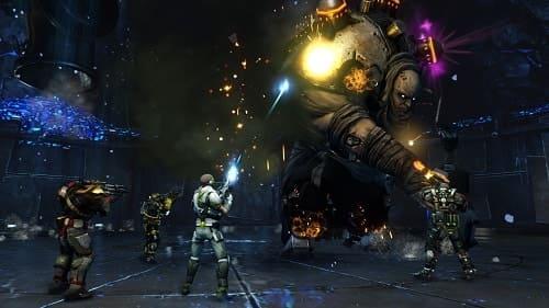 Обзор игры Defiance