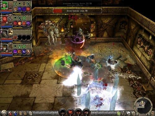 Обзор игры Dungeon Siege II