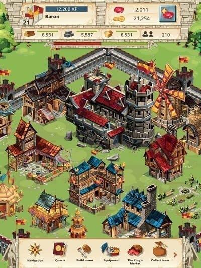 Обзор игры Empire: Four Kingdoms