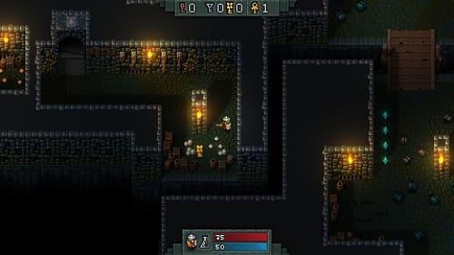 Обзор игры Hammerwatch