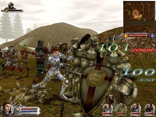 Обзор игры Wars and Warriors: Joan of Arc