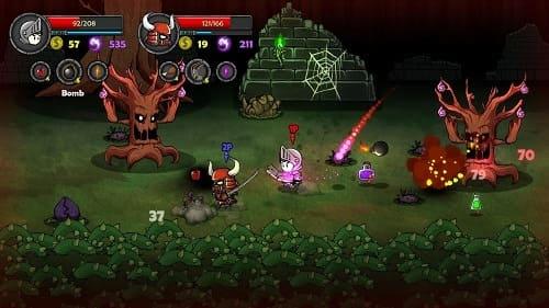 Обзор игры Lost Castle