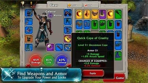 Обзор игры Eternium