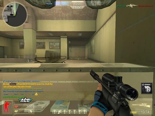 Обзор игры Mission Against Terror