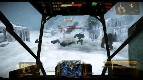 Обзор игры MechWarrior Online