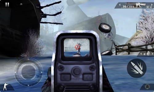 Обзор игры Modern Combat 2: Black Pegasus