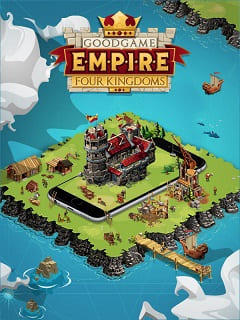 Обзор игры Empire: Four Kingdoms