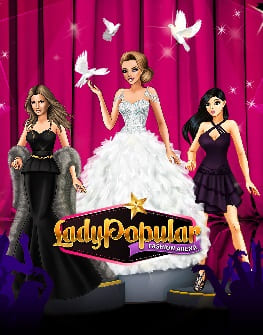 Обзор игры Lady Popular