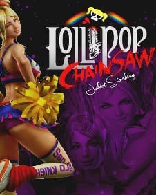 Обзор игры Lollipop Chainsaw