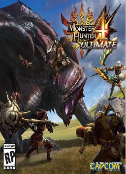 Обзор игры Monster Hunter 4 Ultimate