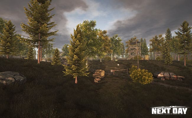 Обзор игры Next Day: Survival