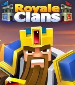 Обзор игры Royale Clans - Clash of Wars