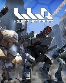 Обзор игры Walking War Robots
