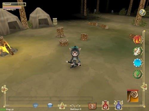 Обзор игры Pocket Legends