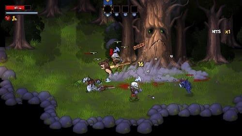 Обзор игры Rampage Knights