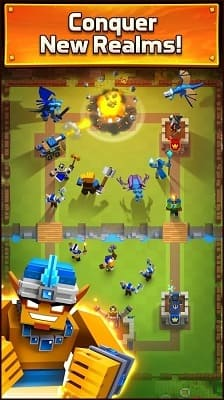 Обзор игры Royale Clans - Clash of Wars